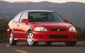 1999-2000 Civic Si.